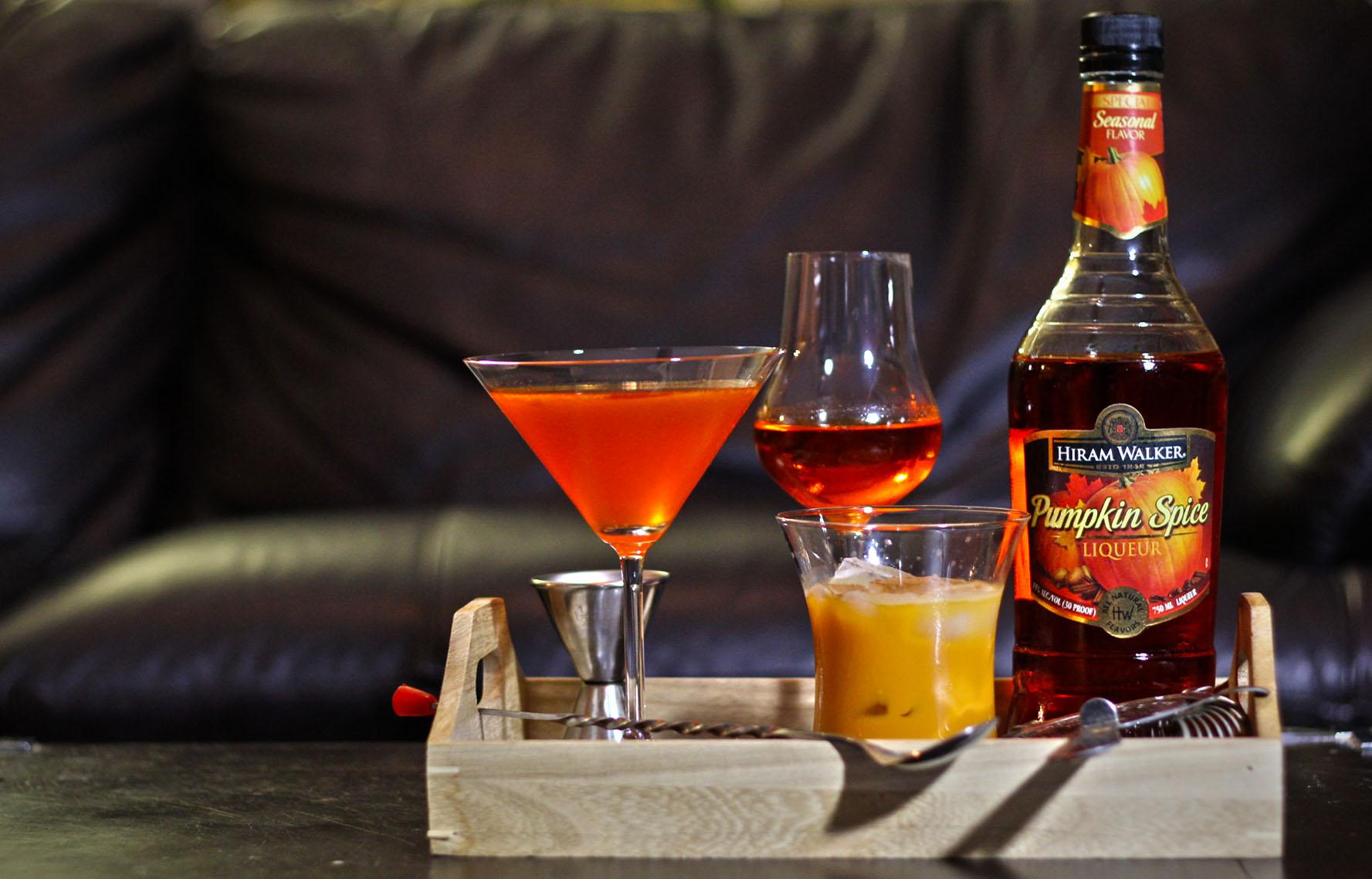 Hiram Walker Pumpkin Spice Liqueur – Pernod Ricard   The Great ...