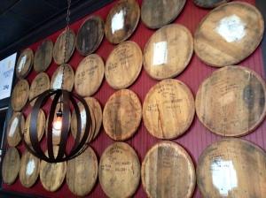 barrel heads